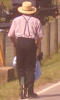 Lancaster County Amishman
