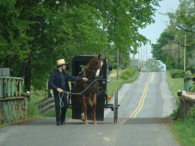 Amish car trouble