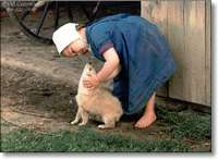 Amish_girl_puppy_bill_coleman_2