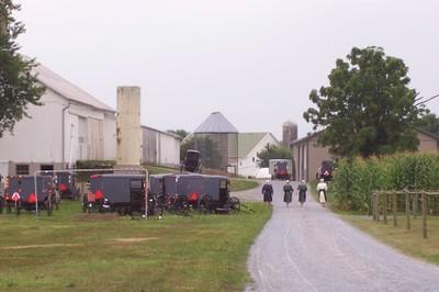 Amish_gathering